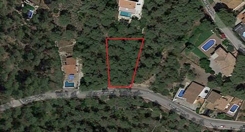 Terreno en Olivella en Venta por 55.000€